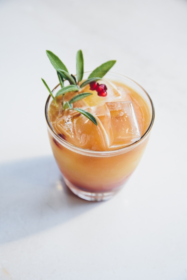 "variation on a theme: mai tai | a peek inside emily han's ""wild drinks + cocktails"""
